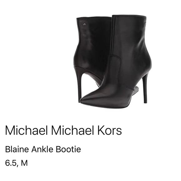 Michael Michael Kors Blaine Ankle